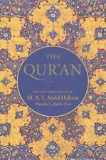 The Qur'an: English translation and Parallel Arabic text New Hardcover Book M.A.