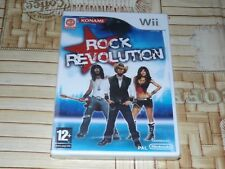 ROCK REVOLUTION  - NINTENDO WII
