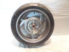 2004-2013 Honda ST1300 ST 1300 Silver Rear Wheel Rim & Tire