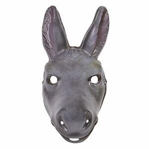 Donkey Plastic Mask