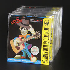 10 Set A206-SL Super Light (.011-.052) Phosphor Bronze Acoustic Guitar Strings