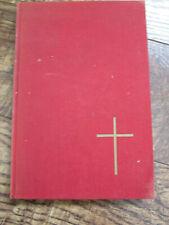 Vtg 1954 THE BOOK OF BIBLE PRAYER / Kock 1st Ed / HC / Prayers from the Bible
