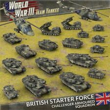 Team Yankee: British Challenger Armoured Squadron (TBRAB03)