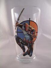 Deathstroke ~ New Toon Tumbler Glass by PopFun
