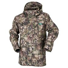 Ridgeline Monsoon Classic Jacket Dirt Camouflage Hunting Shooting + FREE BEANIE