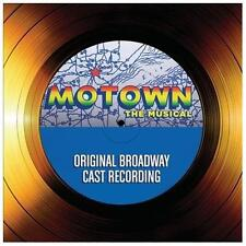 Motown: The Musical [Original Broadway Cast Recording] by Various Artists...