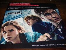 HARRY POTTER ET LES RELIQUES DE LA MORT (1) - PLV en papier 30x30 !!!!!!!!!!!!