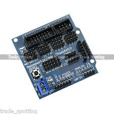 Sainsmart Sensor Shield V5 4 Arduino Apc220 Bluetooth Analog Module Servo Motor
