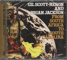 GIL SCOTT-HERON from south africa (CD)