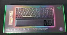NEW Razer Huntsman Elite Opto-Mechanical Gaming Keyboard