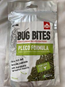 Fluval Bug Bites Pleco Formula Sinking Sticks 130g