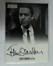 Avengers The Complete Series Trading Cards John Standing (AVJS1) Autograph Card