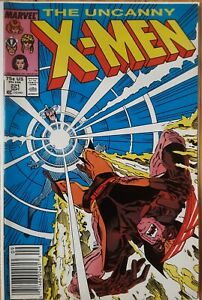 Uncanny X-Men #221 Combine Your Wins 1st appearance Mr Sinister 1987 Hot Book