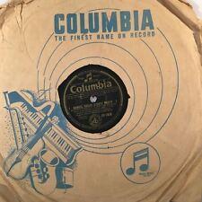 "BARREL ORGAN STREET PARTY - Medley - 78rpm 10"" Shellac Record (7177)"