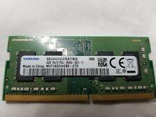 Samsung 4GB DDR4 2400T 2666V 2133P SODIMM Laptop Memory RAM