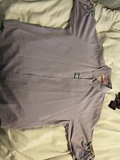 Mens 2XL Robert Graham  Long Sleeve Classic Fit Shirt Lavender