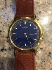 mens vintage seiko quartz watch
