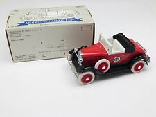 Liberty Classics White Rose Gasoline Model A Roaster Die Cast Bank #1514