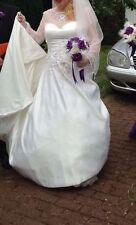 Romantica A-line Regular Wedding Dresses