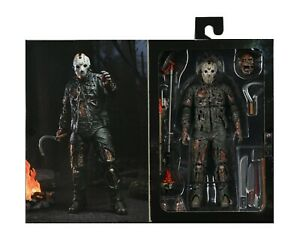 NECA Friday The 13th Part 7 New Blood - Ultimate Jason Voorhees Figure IN STOCK