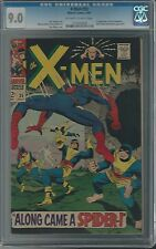 X-MEN #35 CGC 9.0 VF/NM 1ST APPEARANCE OF CHANGELING