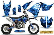 CREATORX GRAPHICS KIT FOR KTM SX65 SX 65 2009-2015 STICKERS INFERNO BL