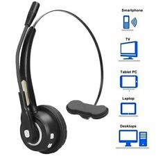 BH520 USB Bluetooth Headset with Noise-Canceling Microphone For Skype PC Laptop