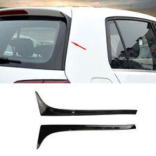 Piano paint Car Rear Spoiler Side Wing Lip forvw Golf 7 MK7 Standard 2014-2018