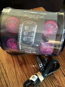 Infiniti Pro Conair SECRET Curl 12 Pop Up Hot Snap Rollers. New In Box.