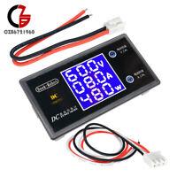 100V / 10A 1000W Digital LCD Voltmeter Wattmeter Voltage Current Power Meter