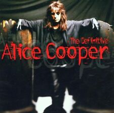 The Definitive by Alice Cooper (CD, 2001, Rhino)