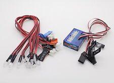 Turnigy Smart 2 LED coche sistema de iluminación para RC coche carro Buggy