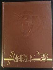 Angleton High School TX ORIGINAL 1979 yearbook history genealogy annual