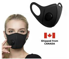 Breathable Reusable Face Mask Ships from Canada  - Mouth Mask