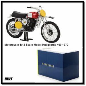 Husqvarna 400 1970 - 1:12 Scale Modell Motocross Motorrad