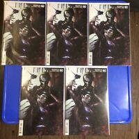 5 Copies! Batman #94 NM Mattina Variant Cover DC 2020 Punchline 1st Underbroker