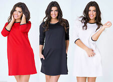 Knee Length Cotton Unbranded Maternity Dresses