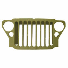 Stamped 9 Slot Grille; 41-45 Willys MB/Ford GPW