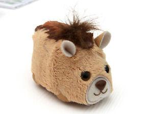 FurReal Friends - Peluche Hamster Beige à Roulettes (à piles) 2009