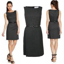 s.Oliver Slightly Fitted Design -Quality Fabric Fashion Dress Size 16 RRP £60#*