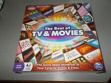 Spin Master The Best of TV & Movies 20064168 2 to 6 player game adult new