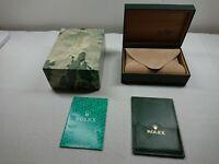 ROLEX VINTAGE GENUINE watch box case 68.00.08 M3669725239