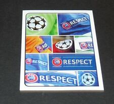 N°4 RESPECT PANINI FOOTBALL UEFA CHAMPIONS LEAGUE 2014-2015