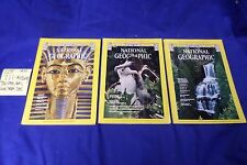 National Geographic Magazine not complete 1977
