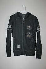 New Harley-Davidson lace skull hoodie women size S $85 Sale