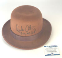 "EMILIO ESTEVEZ ""YOUNG GUNS"" AUTOGRAPH SIGNED 'BILLY THE KID' HAT BECKETT BAS 2"
