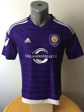 ORLANDO CITY FC 2015 Soccer Jersey Football Shirt Trikot Camiseta MLS Maillot