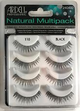 100%25 Authentic ARDELL Natural Multipack 110 Black 61407 + Free Shipping