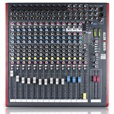 Allen & Heath Analogue Pro Audio Mixers for Studio/Recording