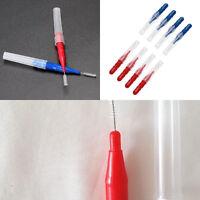 Clean Tooth Floss Head Hygiene Dental Plastic .Interdental Brush Toothpick Nice